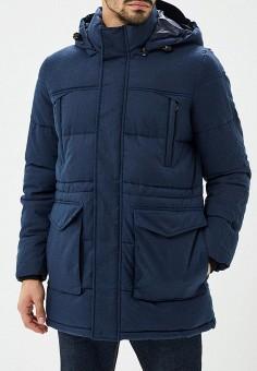 7501a70e7fbf5f Куртка утепленная, Sisley, цвет: синий. Артикул: SI007EMBYWY1. Одежда /  Верхняя