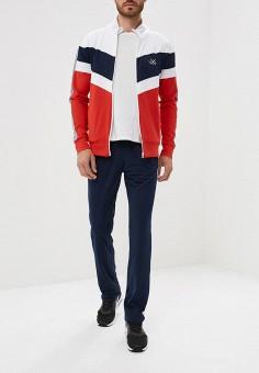 Костюм спортивный, Sitlly, цвет  красный, синий. Артикул  SI029EMCHEC9.  Одежда fc2216716a3
