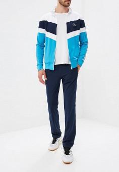 05e97ebcb3b3 Костюм спортивный, Sitlly, цвет  голубой, синий. Артикул  SI029EMCKKJ0.  Одежда
