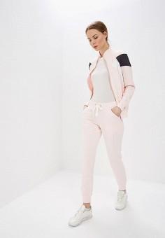 7383895f Костюм спортивный, Sitlly, цвет: розовый. Артикул: SI029EWETOM2. Одежда /  Спортивные