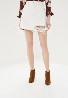 ca53682641d Купить женские джинсовые юбки от 380 грн в интернет-магазине Lamoda.ua!