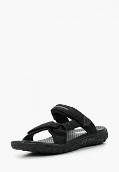 Сандалии, Skechers, цвет  черный. Артикул  SK261AMAUEN2. Обувь   Резиновая  обувь dcbdcdb0e27