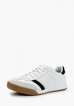 Кроссовки, Skechers, цвет  белый. Артикул  SK261AMAUER4. Спорт   Все  спортивные 9deaa23fb43