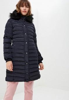 5895045fe1a1 Куртка утепленная, Softy, цвет  синий. Артикул  SO017EWCUSA2. Одежда    Верхняя