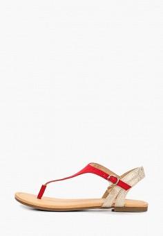 92de78435214 Женские сандалии s.Oliver — купить в интернет-магазине Ламода