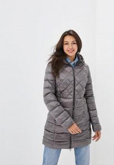 Куртка утепленная, s.Oliver, цвет  серый. Артикул  SO917EWBPKI3. Одежда 13855f82003