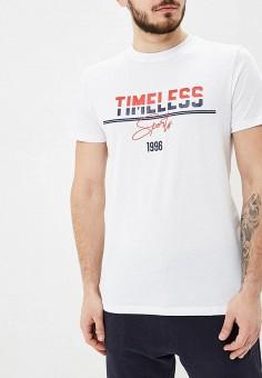 22c632550667 Мужские футболки и поло Springfield — купить в интернет-магазине Ламода