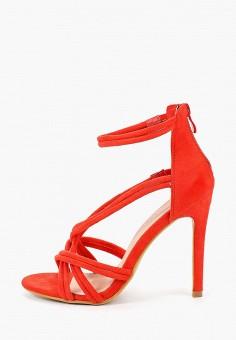 da08064975b5 Босоножки, Stephan, цвет  красный. Артикул  ST031AWBRIO9. Обувь   Босоножки