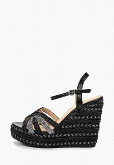 f81684ea99b026 Босоножки, Stephan, цвет: черный. Артикул: ST031AWFHQZ4. Обувь / Босоножки