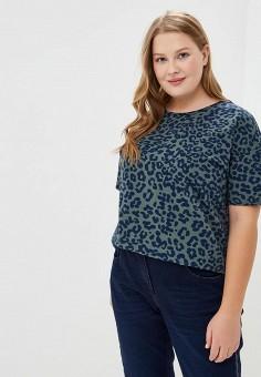 Купить женские футболки больших размеров от 140 грн в интернет ... 5956c56c28928