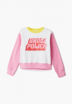 Свитшот, Stella McCartney Kids, цвет: мультиколор. Артикул: ST052EGKTST7. Девочкам / Stella McCartney Kids