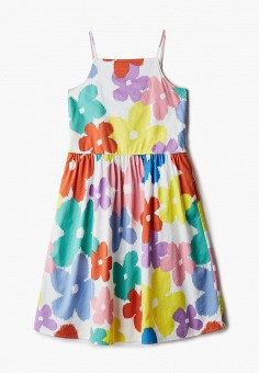 Сарафан, Stella McCartney Kids, цвет: мультиколор. Артикул: ST052EGLYFI9. Девочкам / Stella McCartney Kids