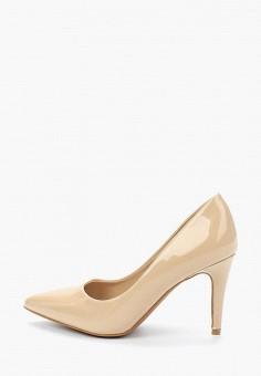 Купить бежевые женские туфли от 399 руб в интернет-магазине Lamoda.ru! 25efdd17bf0