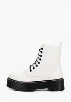 84a57cbd0 Ботинки, Super Mode, цвет: белый. Артикул: SU013AWDSRC9. Обувь / Ботинки
