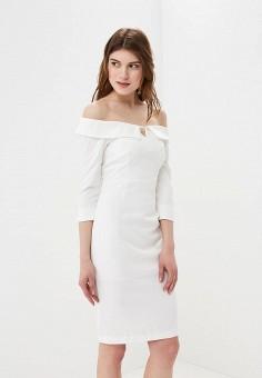 9a33f5b1787 Купить белые коктейльные платья от 999 руб в интернет-магазине ...