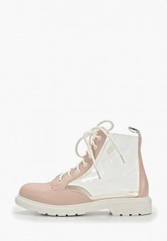 aaea95eac Ботинки, Sweet Shoes, цвет: розовый. Артикул: SW010AWESYV9. Обувь
