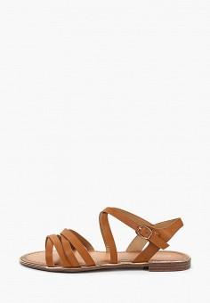 9a620dba Сандалии, Sweet Shoes, цвет: коричневый. Артикул: SW010AWEYOT7. Обувь /  Сандалии
