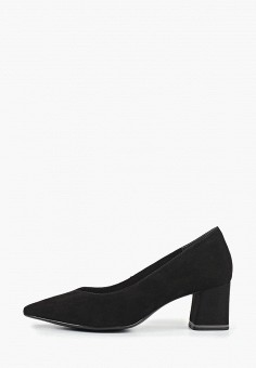 a1408bd3d Туфли, Tamaris, цвет: черный. Артикул: TA171AWDTVX9. Обувь