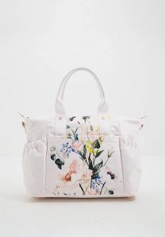 996ddbcc6848 Сумка дорожная, Ted Baker London, цвет: розовый. Артикул: TE019BWEHGO6.  Premium