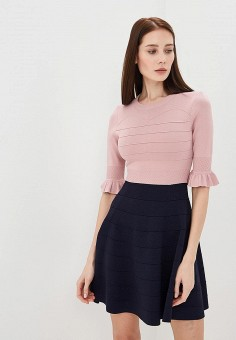 Платье, Ted Baker London, цвет: мультиколор. Артикул: TE019EWEHGU1. Одежда