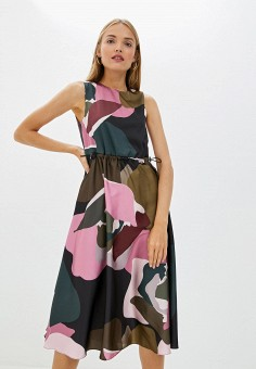 Платье, Ted Baker London, цвет: мультиколор. Артикул: TE019EWFYCG2. Ted Baker London