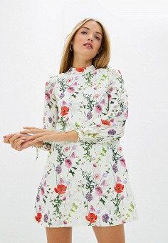 Платье, Ted Baker London, цвет: мультиколор. Артикул: TE019EWFYCG4. Ted Baker London