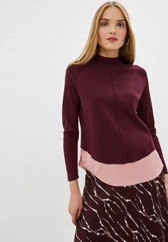 Джемпер, Ted Baker London, цвет: бордовый. Артикул: TE019EWFYCI1. Ted Baker London