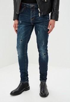 9a4e3bcf4ec Купить мужские зауженные джинсы от 28 р. в интернет-магазине Lamoda.by!