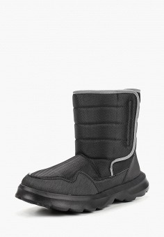 aca01e9a7 Дутики, Tesoro, цвет: черный. Артикул: TE947AMCIHC7. Обувь / Сапоги /