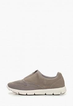 606bb5ac8b028 Кроссовки, Tesoro, цвет: серый. Артикул: TE947AMEPVF8. Обувь