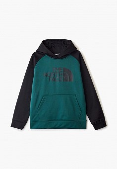 Худи, The North Face, цвет: зеленый. Артикул: TH016EBGMYX0. The North Face