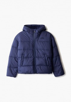 Пуховик, The North Face, цвет: синий. Артикул: TH016EGGMYX5. The North Face