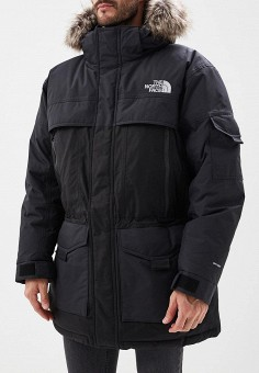 Пуховик, The North Face, цвет: черный. Артикул: TH016EMCNUJ2. The North Face
