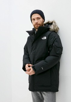 Пуховик, The North Face, цвет: черный. Артикул: TH016EMLDVF6. The North Face