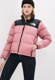 Пуховик, The North Face, цвет: розовый. Артикул: TH016EWKGEX3. The North Face