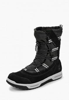 750d31056 Дутики, Timberland, цвет: черный. Артикул: TI007AGCGSK7. Девочкам / Обувь /