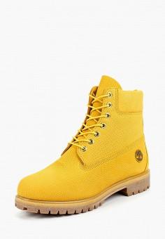 9eba84a13e03 Тимберленды, Timberland, цвет  желтый. Артикул  TI007AMCGSG8. Timberland