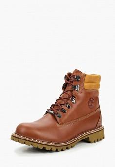 5c13650be Тимберленды, Timberland, цвет: коричневый. Артикул: TI007AMCGSH2. Обувь /  Ботинки /