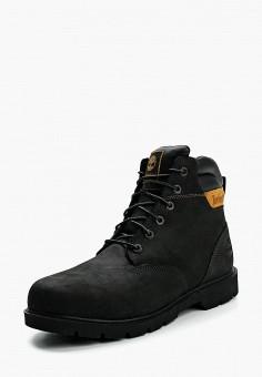 Ботинки, Timberland, цвет  черный. Артикул  TI007AMVQT58. Timberland 903eddcf118