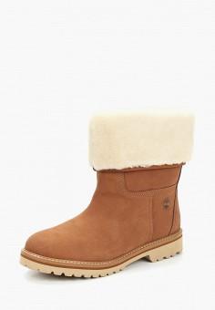 df475a139f29 Полусапоги, Timberland, цвет  коричневый. Артикул  TI007AWCGSL3. Обувь    Сапоги