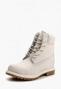 b2d170af3420 Ботинки, Timberland, цвет  белый. Артикул  TI007AWMCJ66. Timberland