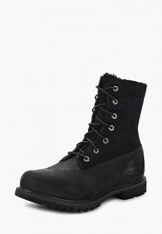 521855bb37b4 Ботинки, Timberland, цвет  черный. Артикул  TI007AWVQU10. Обувь   Ботинки