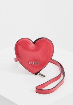 9e7d3a2758d2 Женские кошельки и визитницы Tous — купить в интернет-магазине Ламода