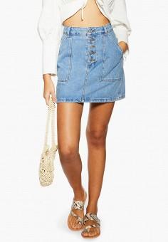 627bf73ead6 Купить женские джинсовые юбки от 359 руб в интернет-магазине Lamoda.ru!