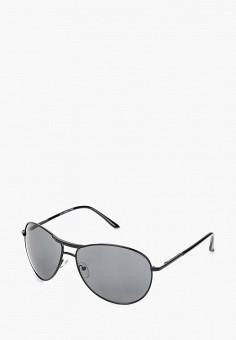 Очки солнцезащитные, Topman, цвет  черный. Артикул  TO030DMAWIC1.  Аксессуары   Очки fc4630164f0