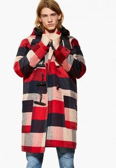 ba45aeb5e Пальто, Topman, цвет: мультиколор. Артикул: TO030EMEIPS5. Одежда / Верхняя  одежда