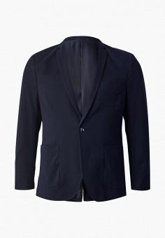 5302e0b638b5 Пиджак, Topman, цвет: синий. Артикул: TO030EMFHLV1. Одежда / Пиджаки и.  Похожие товары