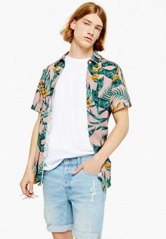 b6dfcb8de225 Мужские рубашки с коротким рукавом — купить в интернет-магазине Ламода