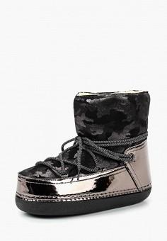 Луноходы, Topland, цвет  серый. Артикул  TO048AWCTFG9. Обувь   Сапоги   a8d16ba7a0d