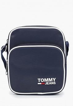 70c26c51 Сумка, Tommy Jeans, цвет: синий. Артикул: TO052BMDQUQ6. Аксессуары / Сумки